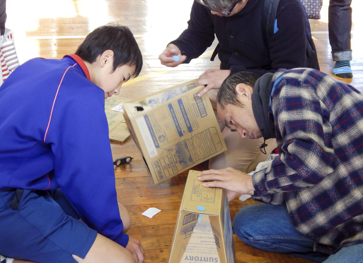 防災ワークショップ2015 in CHIBA